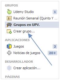 Grupos De Facebook Para Educacion Diseno Web Valencia